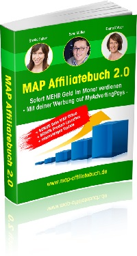 MAP Affiliatebuch 2.0